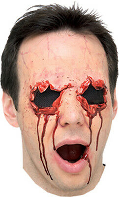 Eyes Ripped Out Sightless Latex Prosthetic Appliance Makeup Costume Pm778234