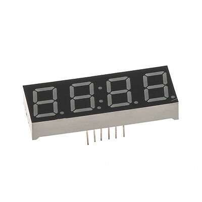4 Digit 7 Segment Display 0.56 (Green)