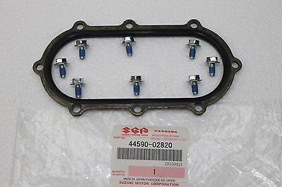 New Factory Oem Suzuki Fuel Tank Pump Mounting Gasket Cell Sending Unit Seal