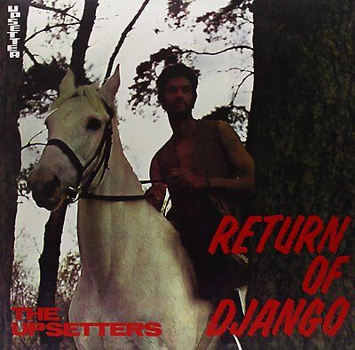"The Upsetters - Return Of Django - New Vinyl Lp / 12"" Single"