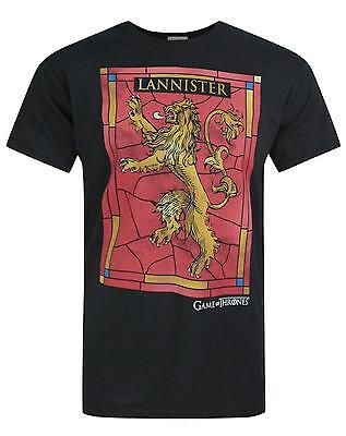 Official Game Of Thrones House Lannister Men's T-Shirt