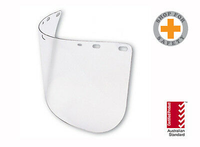 Australian Standards Certified Anti-Fog High Impact Face Shield