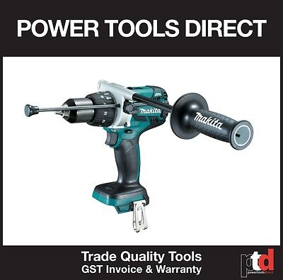 New Makita 18V Battery Hammer Drill Brushless Cordless Dhp481Z - Bare Tool Only