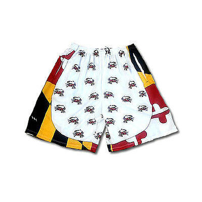 Maryland Crab Shorts - Custom Lacrosse Shorts