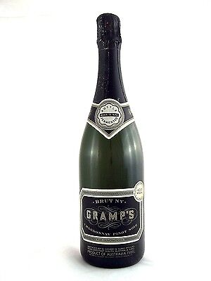 1990 circa GRAMP & SONS Brut Sparkling Wine Isle of Wine