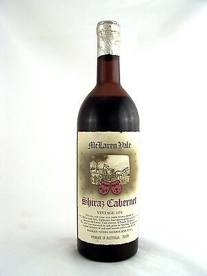1974 BALKAN Wines Shiraz Cabernet Isle of Wine • AUD 79.95