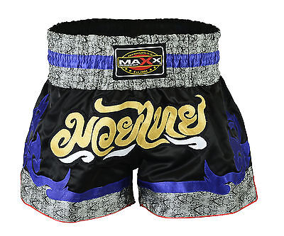 NEW Muay Thai Fight Shorts MMA Grappling Kick Boxing Trunks Martial Arts UFC BSB