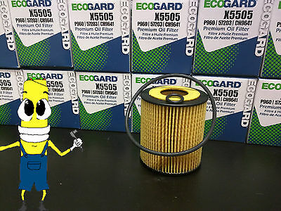 Premium Oil Filter for Ford Mazda Mercury w/ 2.3 & 2.5L Engine 2004-2012 Pack 12