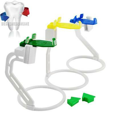 Universal Dental X-Ray Film Digital Sensor Positioner Aligner Holders Kit 3 Pcs