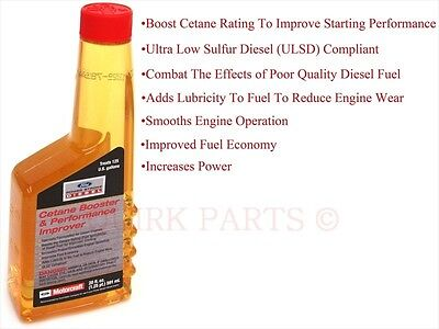 Ford Powerstroke Diesel 6.0L Engine Cetane Booster Performance Improver - 6 Pack