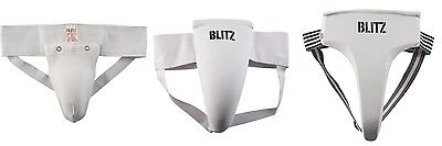 Blitz Deluxe And Standard Groin Protection Guard Female And Male Boxing Thai Mma