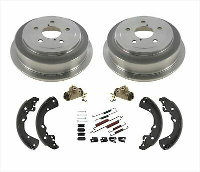 For 2006 Dakota Rear Brake Drums & Shoes Wheel Cylinders 100% New