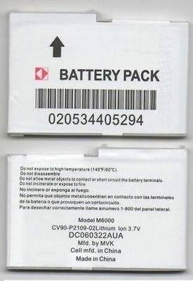 Lot 25 New Battery For Kyocera M6000 Zio M6 Cricket