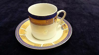 Made In Italy Espresso Cup And Saucer