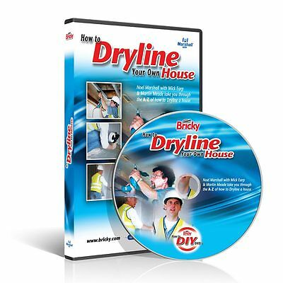 How To Drylining – DVD