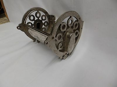 Antique Nickel Brass Toilet Tissue Paper Holder Old Vintage Bathroom 4791-15