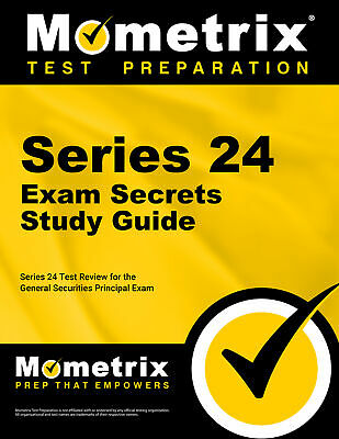 Series 24 Exam Secrets Study Guide