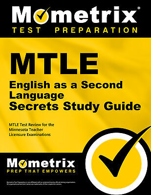 MTLE English as a Second Language Secrets Study Guide