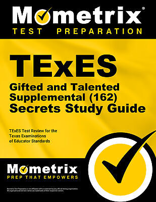 TExES Gifted and Talented Supplemental (162) Secrets Study Guide