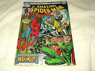 Marvel Comic The Amazing Spider-Man Issue 124 September 1973