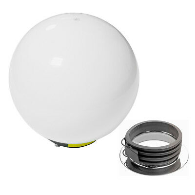40cm Omni-Directional Translucent White Diffuser Ball Globe with Profoto Fitting
