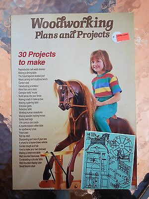 Woodworking Plans and Projects Book 30 Projects to Make