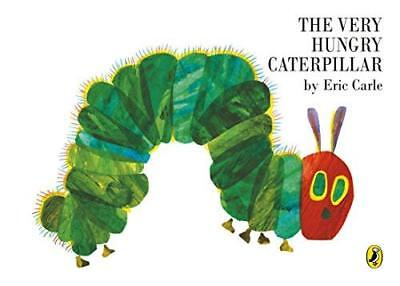 The Very Hungry Caterpillar [Board Book] by Eric Carle New Board book Book
