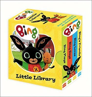 Bing?s Little Library (Bing) by  New Board book Book