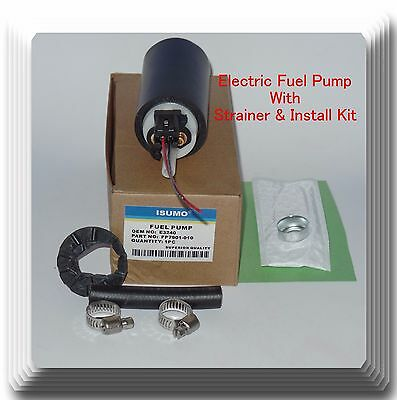 E32-40 Electric Fuel Pump w//Strainer /& Installation kits Fits::Buick Cadillac /&