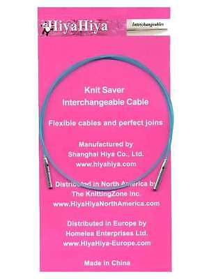 "HiyaHiya ::Interchangeable Cable Small 32""/34"":: New with LifeLine Holes"
