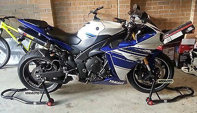 Motorcycle bike rear and front stand combo, Fits sports bikes,Gsxr, R1,Brand new