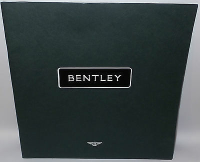Cars : Bentley Brochure Printed In 1992 With Specification Sheet (Cj)