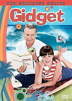 Gidget: The Complete Series - 4 DVD - Region 1 - DVD's are in Mint Condition -