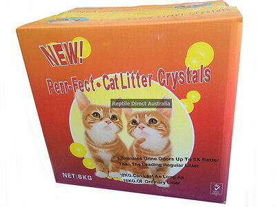 AVF-486 Crystal Litter 6kg cat small animal absorbent clumping