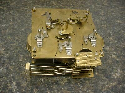 "Hermle Black Forest ""56"" Emperor  Brass Clock Movement 351-020 48cm /96.525 F068"