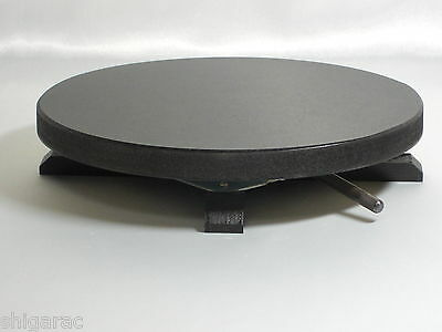Bonsai Turntable d200mm Japanese / display with stopper / MDF  bonsai tool