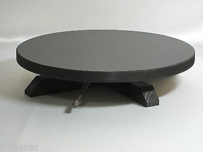 Bonsai Turntable d260mm Japanese / display with stopper / MDF  bonsai tool