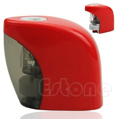 New Automatic Touch Switch Electric Pencil Sharpener Home School Office Desktop
