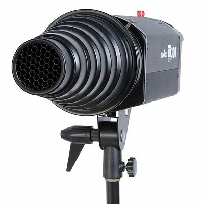 Godox Snoot Honeycomb Grid Light Beam Tube for Bowens Mount Studio Strobe Flash