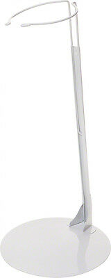 """1 Kaiser 6001 White Metal Doll Stand - fits size 34"""" - 48"""" Dolls"""