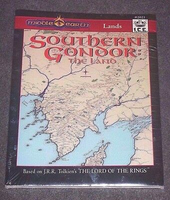 MERP - Southern Gondor : The Land - Middle-Earth {NEW-SEALED-SHRINK-MINT} RARE