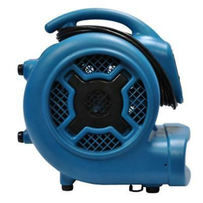 XPOWER X-830 1 HP, 3600 CFM, 3 Speed Air Mover