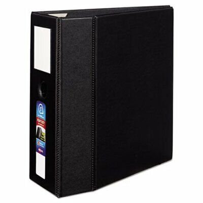 "Avery Heavy-Duty Binder with One Touch EZD Rings, 5"" Capacity, Black (AVE79996)"