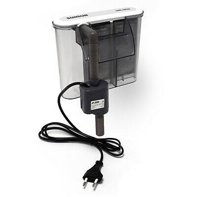 Sunsun HBL-303 Hang on Filter 350l/h à 40l Aquarium
