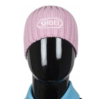 Official Shoei Pink Beanie Hat - Authorised Shoei Dealer