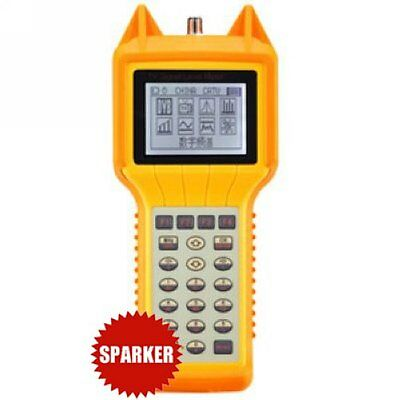 New Digital Portable Signal level Meter Tester Instrument RY-S64D 46-870MHz