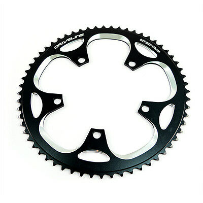 Driveline GT02 Road Bike Chainring - BCD 130mm / 60T