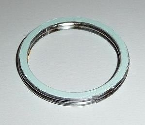 Exhaust Gasket  For Yamaha Fzr 400 Rr - Set Of 4