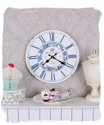 Kitchen Clock Antique Wall Clock Vintage Kitchen Clock Nostalgic Clock