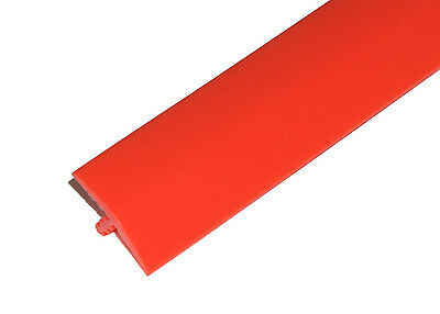 20ft of 3/4 Orange T-Molding for Pac Man Arcade Games or Mame Machines